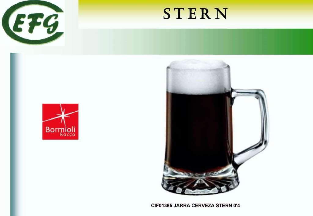 STERN JARRA CERVEZA 0'4