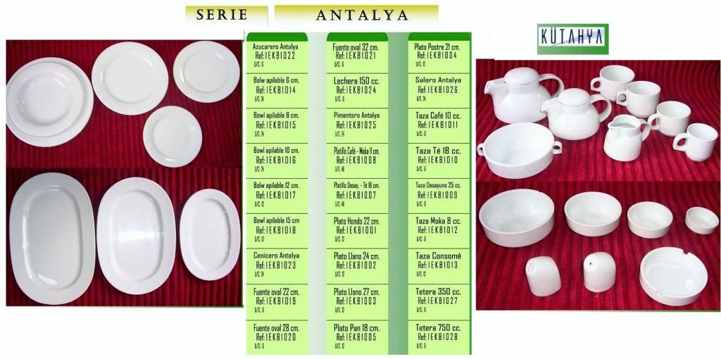 ANTALYA PLATILLO 14 CAFE-MOKA