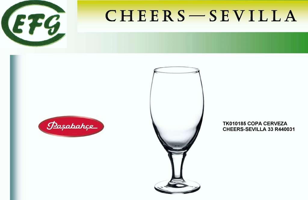 CHEERS-SEVILLA 33 CL R/440031 COPA