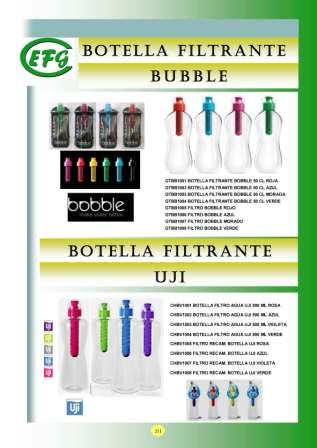 Botellas Bobble