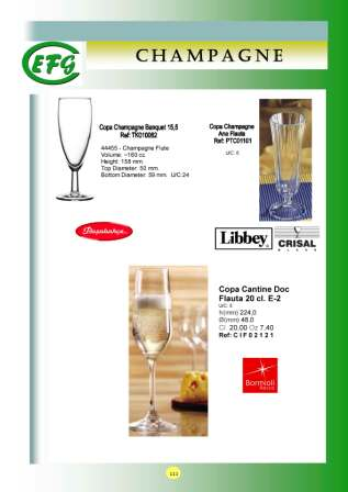 Champagne Banquet y Ana