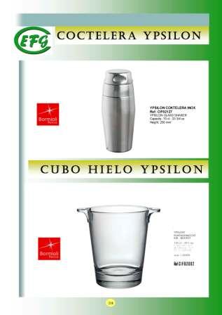 Cubo Hielo Ypsilon