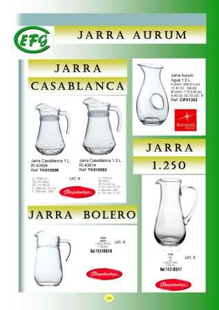Jarra Bolero