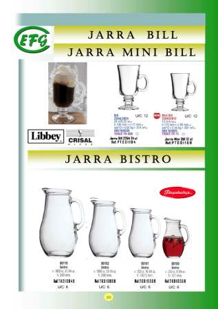 Jarra Mini Bill
