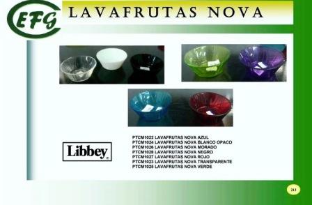 Lavafrutas Nova
