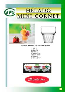 Mini Cornet