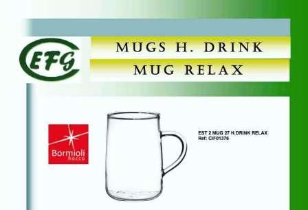 Mug HDrink Relax