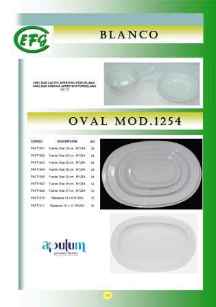 Oval Mod 1254