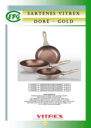 Sartenes Dore Gold
