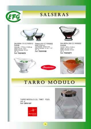 Tarro Módulo