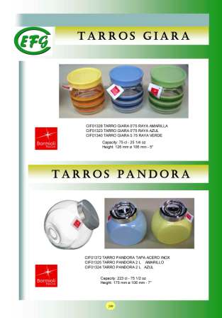 Tarros Pandora