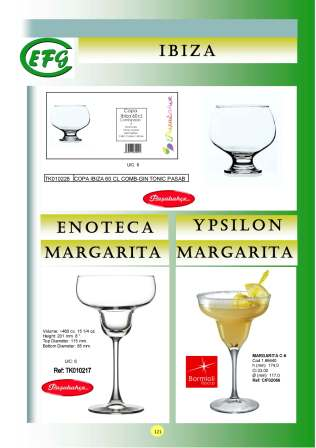 Ypsilon Margarita